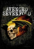 Avenged Sevenfold - Flying Deathbat Prints