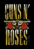 Guns N&#39; Roses - Big Guns Print