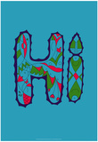 Hi Annimo Poster