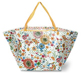 Flower Field Overnighter Cabas &amp; autres sacs imprim&#233;s