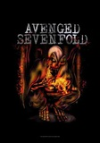 Avenged Sevenfold - Fire Bat Prints
