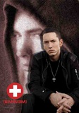Eminem - Red Cross Poster