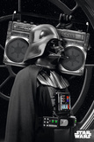 Star Wars-Darth Vader Boombox Poster