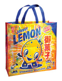 Johnny Lemon Shopper Tote Bag