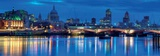 The City of London at Dawn Plakater af Chris Sargent