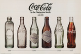 Coca Cola - Evolution Print