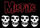 Misfits - Mulriple Classic Skull Posters