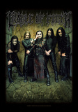 Cradle of Filth - Merged Poster Photo