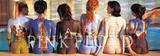 Pink Floyd - Copertine album dipinte su schiene femminili Poster