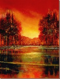 Heart of Nature Særudgave på lærred af Ford Smith