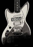 Nirvana - Guitar Plakáty