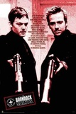 Boondock Saints Red Poem Posters