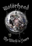 Motorhead - The World is Yours Poster