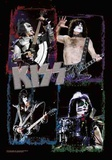 Kiss - Frames Plakater