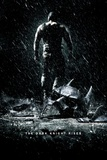 Batman, The Dark Knight Rises : Bane vu de dos Posters