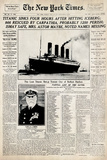 Titanic-New York Times Prints