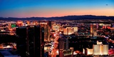 Vegas Strip, Las Vegas Prints by Deng Songquan
