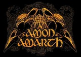 Amon Amarth - Skulls Print