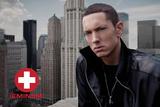 Eminem : portrait en ville Affiches