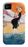 Vogue - July 1919 iPhone 4 Case iPhone 4/4S Case by Helen Dryden