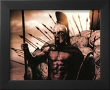 300 Movie (Spartan) Glossy Photo Photograph Print Framed Photographic Print