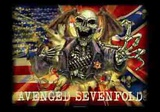 Avenged Sevenfold - Confederate Print