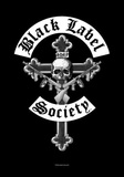 Black Label Society - Crucifix Prints