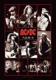 AC/DC - Plug Me In Print