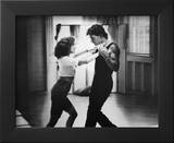 Dirty Dancing 80s Movie (Warm Up) Glossy Photo Photograph Print Framed Photographic Print