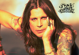 Ozzy Osbourne - Portrait Print