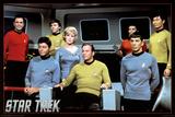 Star Trek- Cast Posters