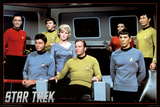 Star Trek- Cast Poster