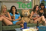 Ted on Couch Movie Poster Posters
