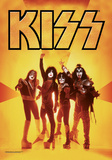 Kiss - Gold Posters