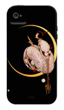 Vogue - Nov 1917 iPhone 4 Case iPhone 4/4S Case by George Wolfe Plank