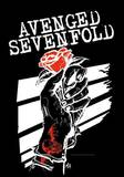 Avenged Sevenfold - Rosehands Poster