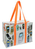 Cell Phones Tote Bag Tote Bag