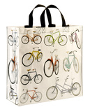 Bicycles Shopper Tote Bag