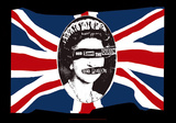 Sex Pistols - God Save the Queen Kunstdrucke