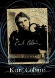 Kurt Cobain - Frame Poster