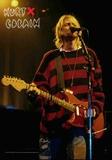 Kurt Cobain - Stage Plakat