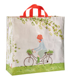 Basket Case Shopper Tote Bag
