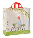 Basket Case Shopper Tote Bag