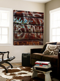 Graffiti 2 Posters by Carl Ellie