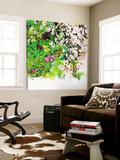 Green Garden 2 Prints by Diane Lambin
