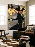 Le Divan Japonnais Plakat av Henri de Toulouse-Lautrec