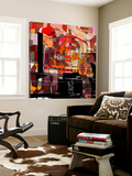 Urban Color VI Print by  Jefd