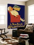 Le Bon Bock Plakater