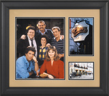 Cheers 15x17 framed presentation Framed Memorabilia