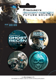 Ghost Recon Badge Pack Badge